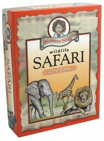 Professor Noggin's Safari