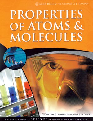 Prop. Atoms & Molecules-Set,GD