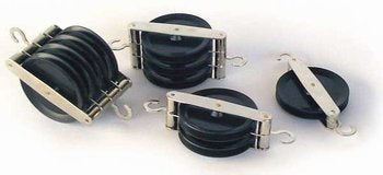 Complete Set of 4 Pulleys
