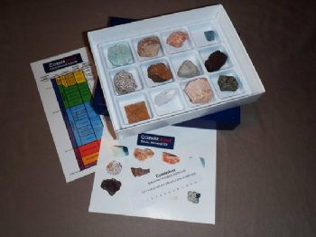 Conerstone Mineral Kit