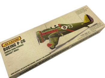 Aviator Foam Boeing P-26 Kit