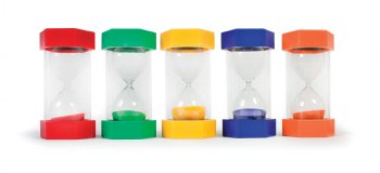 Sand Timer - 1 Minute, Large