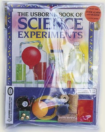 Science Experiments Kit