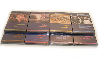 Set of 8 Moody Science DVD's