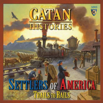Settlers of America - Catan Histories