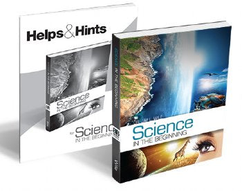 Science In The Beginning-2 Book set