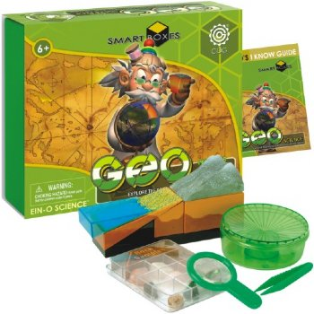 DISCONTINUED- Geo Science