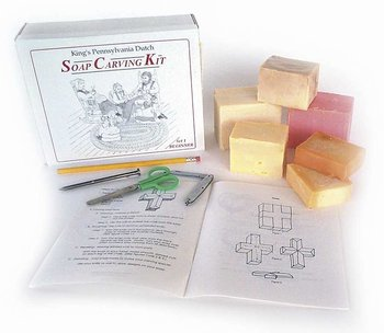 Soap Carving Kit (King's)