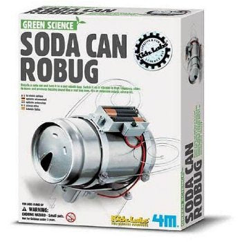 Soda Can Robug - GS