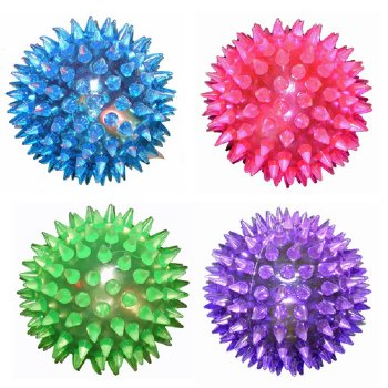 Spiky Light-Up Ball