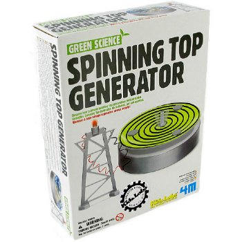 Spinning Top Generator - GS