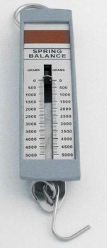5000g Metric Spring Scale