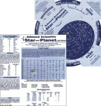 Star And Planet Locator