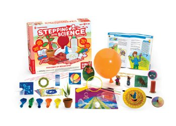 Stepping into Science - Kids 1st