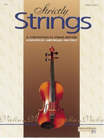 Strictly Strings - Violin