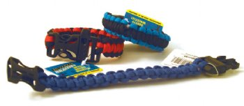 Survival Bracelet w/Whistle