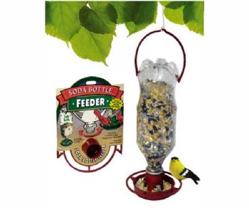 Soda Bottle Feeder-Plastic