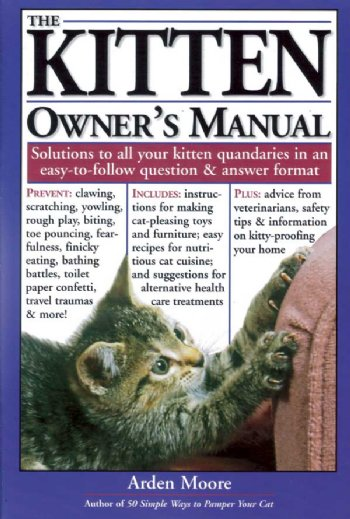 Kitten Owners Manual