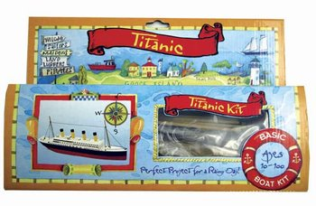 Titanic Boat Kit