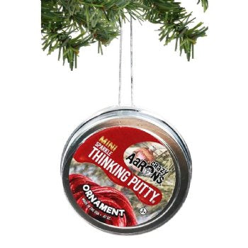 Christmas Ornament Thinking Putty