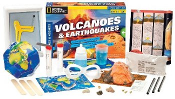 Volcanoes & Earthquakes-T & K