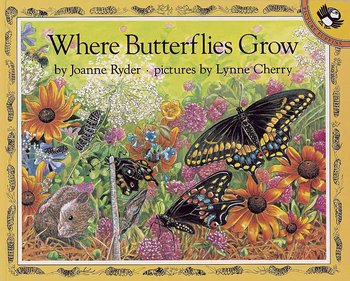 Where Butterflies GrowPaperbac