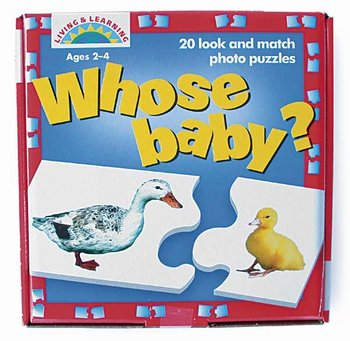 Whose Baby Puzzle