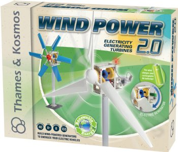 Wind Power 2.0 - T&K kit