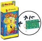 Wired 3 in 1 Science Kit