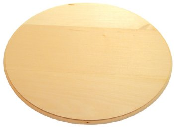 "Oval Basswood Plaque - 7""x5"""
