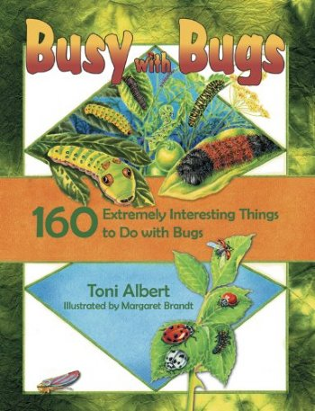 Busy With Bugs SoftCover