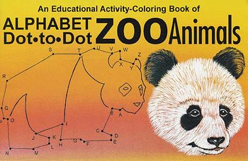*ABC Dot-to-Dot Zoo Animals