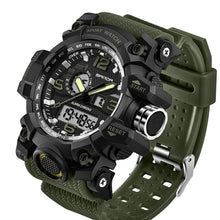 Load image into Gallery viewer, Military Sports Watch 50M Waterproof