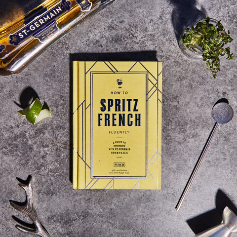 HOW TO SPRITZ FRENCH FLUENTLY