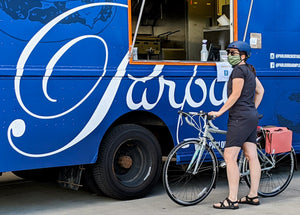 Bike Date:  Parlour Food Truck + Indeed Brewing