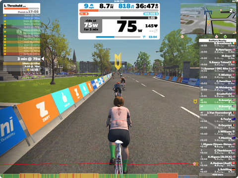 äventyr bicycle bags rides Zwift