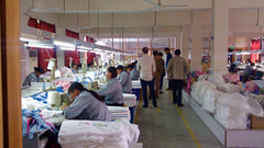 me at previous job - factory visit in China 2012