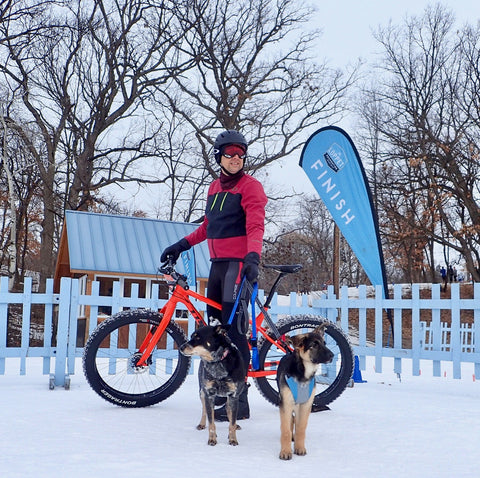 Kurt, äventyr Owner, Fat Bike training