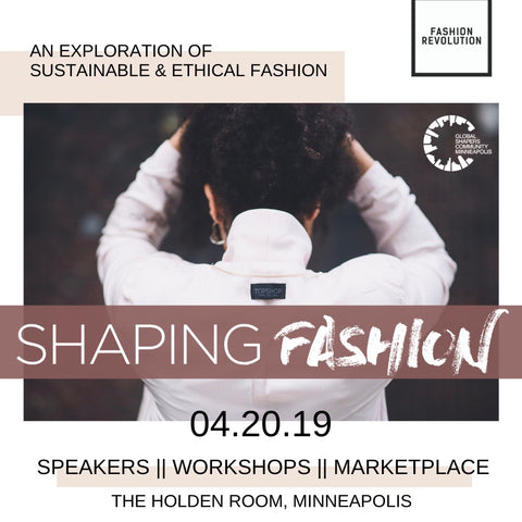 äventyr at Shaping Fashion, April 20, 2019