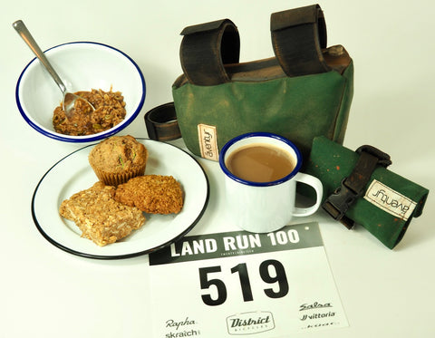 äventyr Land Run 100 supporting items - bags and food made by DeAnn, äventyr Owner