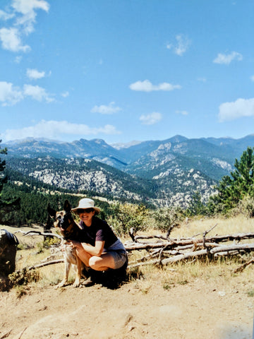 DeAnn, äventyr Owner + Creative Director, living in Colorado in the late 1990s