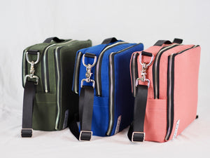 äventyr The Social Musette Pannier Bag