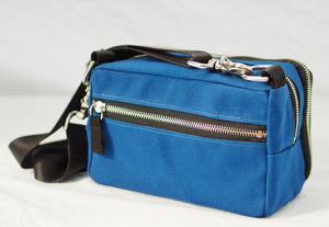 äventyr The Essential Handlebar Bag:  Cobalt Blue