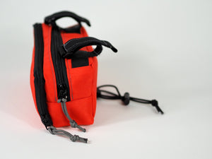 äventyr bicycle bags Gräventyr Gravel Bar Bag: Orange
