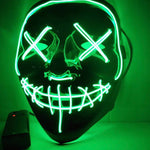 Purge Energy Halloween Mask (Adult/Teen Size)