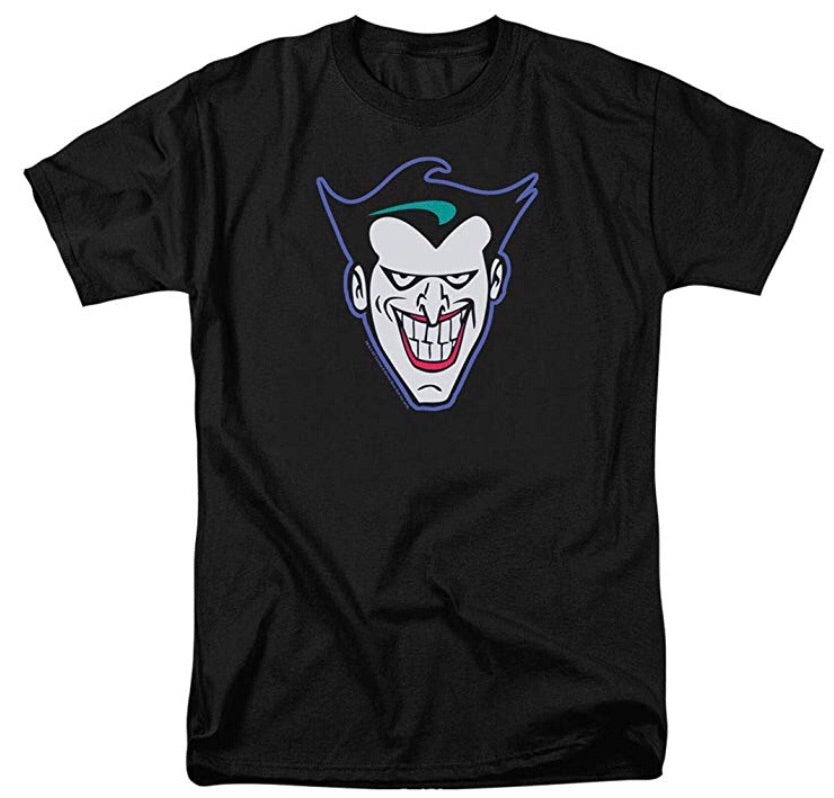 Batman: Joker T Shirt & Stickers