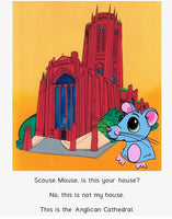 Scouse Mouse Has Lost His House - A Children's Book