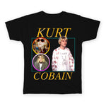 Kurt Cobain - Nirvana - Indie Legends Series - Unisex T-Shirt