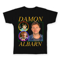 Damon Albarn - Blur - Indie Legends Series - Unisex T-Shirt