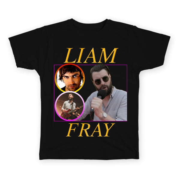Liam Fray - The Courteeners - Indie Legends Series - Unisex T-Shirt